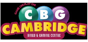 Cambridge Bingo & Gaming Centre Logo